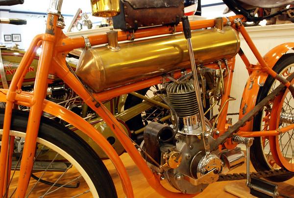 2013-07-14 Vintage Motorcycle Museum Solvang